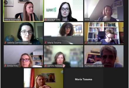 Online project meeting – 14th & 28th of May, 2021